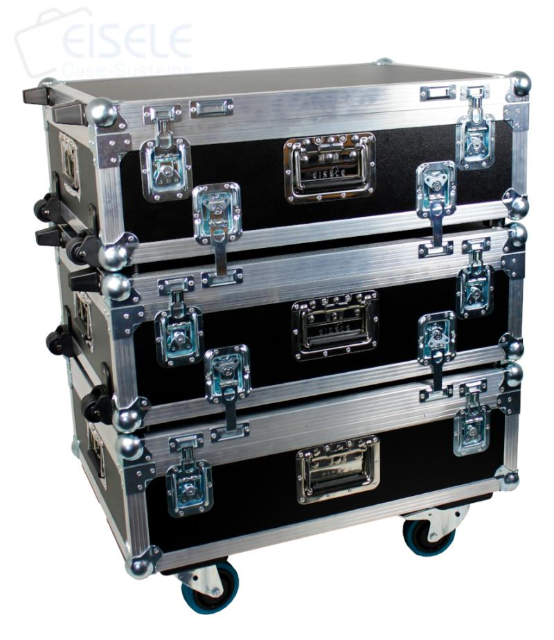 Profilrahmen und Flight-Cases